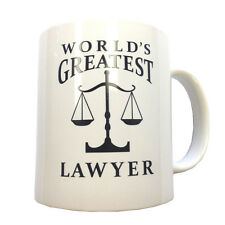 World's Greatest Lawyer Coffee Mug Saul Goodman Breaking Bad Better Call TV New