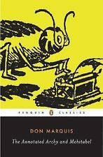 The Annotated Archy and Mehitabel (Penguin Classics)-ExLibrary