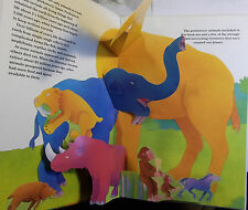MY FIRST POP-UP BOOK OF PREHISTORIC ANIMALS - ROMA BISHOP - MOVABLE BOOK