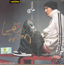 Promo VCD + Photo Book Wang Lee Hom Li Hong Chinked Out 王力宏 蓋世英雄 2005 再壓軸 #2892