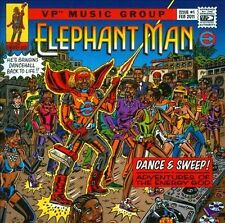 NEW - Dance & Sweep...Adventures Of The Energy God by Elephant Man