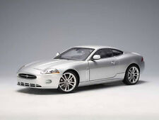2006 JAGUAR XK COUPE SILVER AUTOart 1:18 #73632 BRAND NEW IN BOX BRAND NEW PRICE
