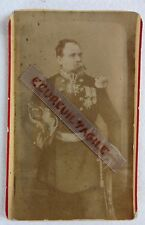 CDV PHOTO A. ROUCH GENERAL ARMEE MILITAIRE O354