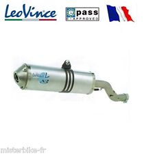 Pot Échappement Exhaust LEOVINCE X3 ALUMINUM KTM SMC 660 2003/2004  Ref: 3940E