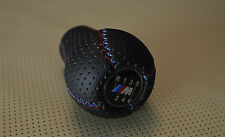 BMW GEAR STICK SHIFT KNOB - E28 E30 E34 E36 E39 E46 E60 E80 E87 M3 M5 M6 6 sp.