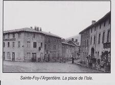 2004  --  SAINTE FOY L ARGENTIERE  PLACEDE L ISLE AVANT GUERRE   3E327