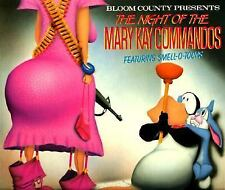 Night of the Mary Kay Commandos Featuring Smell O-Toons - Breathed, Berke - Pape