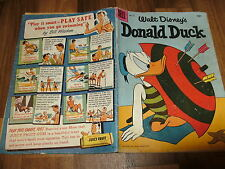 Walt Disney`s:  DONALD DUCK   # 48  Dell 1956
