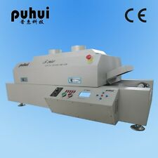 NEW LED  T960 reflow oven BGA SMT  sirocco & rapid infrared Soldering Machine
