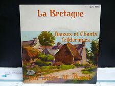 JULES ET MARIE La Bretagne GJM 10016 Folklore Bretagne