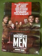 The Monuments Men  Original asian  Movie Poster