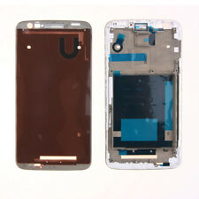 New LCD Mid Middle Frame Faceplate Bezel Cover Replacement For LG G2 D802 White