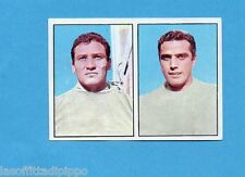 PANINI CALCIATORI 1965/66-Figurina - LOJACONO+NICOLE' -ALESSANDRIA-Recuperata
