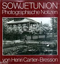 Henri Cartier-Bresson - SOWJETUNION -  1973
