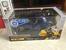 2004 Transformers Takara TRACKS BT-06 Binaltech Corvette Z06 100% MIB