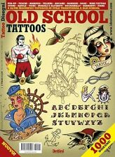Old School Traditional Tattoo Design Flash Book Tattooing