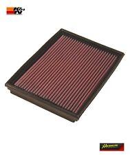 K&N Performance air filters 33-2212 for Vauxhall Corsa,Meriva,Tigra 1,0L 1,8L
