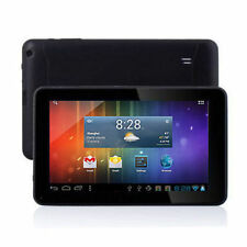 "9"" Google Android 4.4 KitKat Tablet PC Quad Core 8GB Dual Camera Wi-Fi Bluetooth"