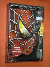 SPIDER-MAN TRILOGIA cofanetto box - contiene 3 dvd SIGILLATO NUOVO