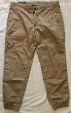 Polo Ralph Lauren Mens Khaki Straight Fit Boating Pants NWT $98 38 x 32
