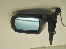 BMW 740i 750il RIGHT SIDE VIEW DOOR MIRROR  BASE HEAT& MEMORY OEM( damage) NR32