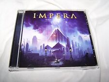 Impera - Empire of Sin CD Hard Rock Sweden 2015 J K Impera / Tommy Denander