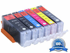 1SET+1GREY COMBO PACK PGI-270XL CLI-271XL Ink Cartridges FOR Canon PIXMA MG7720
