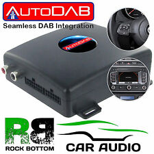 BMW Add On Digital DAB Radio Tuner Interface for OEM fitted Car Stereos DAB-BM1