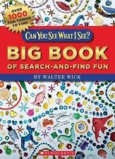 Can You See What I See?: Can You See What I See? Big Book of Search-And-Find...