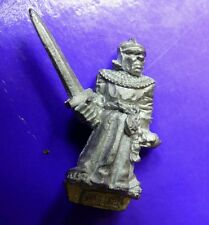 F2 captain of the watch Fighter metal citadel GW games workshop big Fighters
