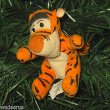 Winnie the Pooh TIGGER Mini Plush - Custom Christmas Tree Ornament Decoration