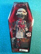 Living Dead Dolls BIG BAD WOLF - SEALED - Scary Tales Volume 1 - Ridinghood