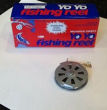 Mechanical Fisher's Automatic Yo Yo Fishing Reel Camping Survival Preparedness