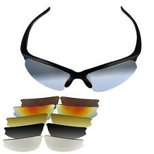 UV 400 Men Women Cycling Sunglasses Bike Bicycle Sport Glasses Goggles Eyeware