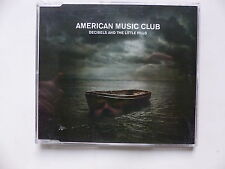 CD 3 TITRES AMERICAN MUSIC CLUB Decibels and the little pills FRYCD337 CDR