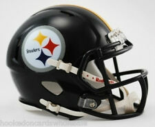 Pittsburgh Steelers Speed Mini Helmet Replica NFL