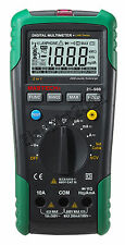 Mastech MS8235(21-500) Autoranging AC/DC Digital Multimeter w/ Network Tester