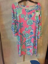 Lilly Pulitzer NWT  Sophie Dress Pink Pout Barefoot Princess   XL