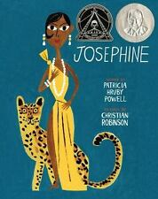 Josephine: The Dazzling Life of Josephine Baker Coretta Scott King Illustrator
