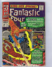 Fantastic Four King Size Annual #4 Marvel 1966