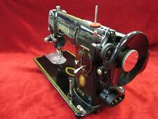 INDUSTRIAL STRENGTH SINGER 191 sewing machine HEAVY DUTY for upholstery leather