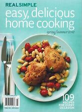 Magazine - Real Simple - Easy, Delicious Home Cooking - Spring/Summer 2012