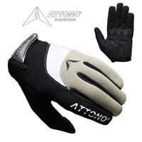 Mountainbike Handschuhe ATTONO Fahrrad BMX Sommer Fahrradhandschuhe Größen 6-11