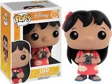FUNKO POP DISNEY LILO & STITCH THE MOVIE LILO #124 NEW IN BOX #4672