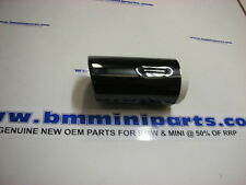 BMW E39 BLACK CHROME EXHAUST TRIM NLA 82129408599