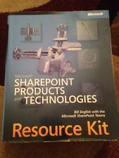Microsoft Sharepoint Products and Technologies With CD