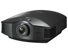 Sony VPL-HW45ES 3LCD Digital Video Projector HD 1080p 180 ANSI Lumens Brand New!