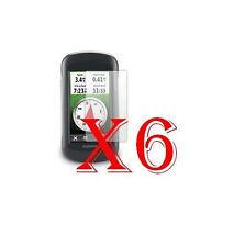 6 PZ PELLICOLA PROTEZIONE DISPLAY Garmin Montana 650T GPS PROTEGGI SCHERMO LCD