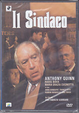 Dvd **IL SINDACO** con Anthony Quinn Raoul Bova nuovo 1996