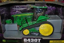 1/16 John Deere 8430T track tractor collector Edition, NICE! Ertl, new in box